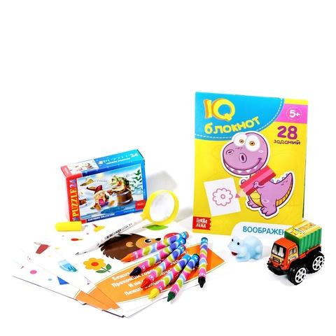 Набор игр в дороге для детей 3-5 лет