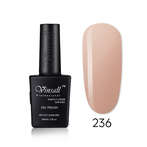 Гель-лак Vinsall pastel  №236