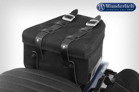 Седельная сумка  »MAMMUT« для багажника на пассажирском месте - черный