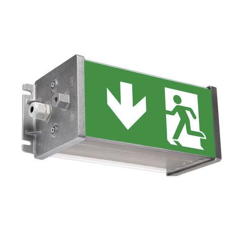 Светильник аварийного освещения производственных помещений IP67 ESC-96 Teknoware