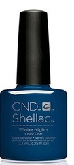 UV Гелевое покрытие CND Shellac Winter Nights 7.3мл