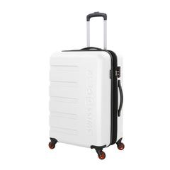 Чемодан Swissgear Tyler, белый, 46x27x67 см, 64 л