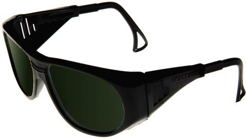 Очки О2 SPECTRUM Минеральное стекло Темно-зеленый 6