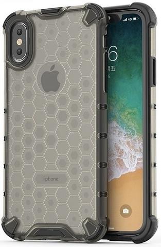 Тонированный чехол на iPhone XS Max от Caseport, серия Honey