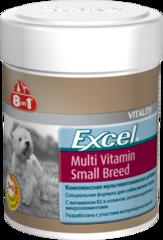 8in1 Excel Эксель Мультивитамины для собак мелких пород