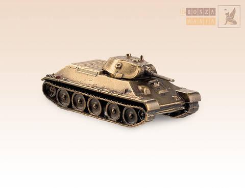 фигурка Танк Т-34-76