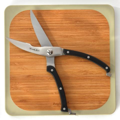 Ножницы для разделки птицы и рыбы 25см CooknCo