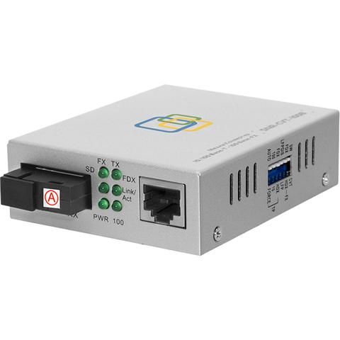 Медиаконвертер SNR-CVT-100A-V2  SNR-CVT-100B-V2