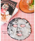 Кислородная маска-серум для лица от черных точек Elizavecca Witch Piggy Hell Pore Black Solution Bubble Serum Mask Pack