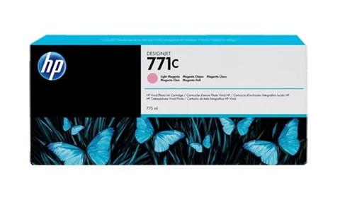 Картридж струйный HP B6Y11A (№771C) светло-пурпурный