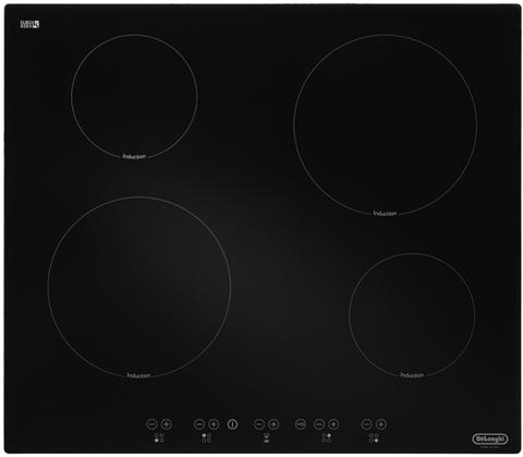 Независимая индукционная варочная панель DeLonghi PIND-6