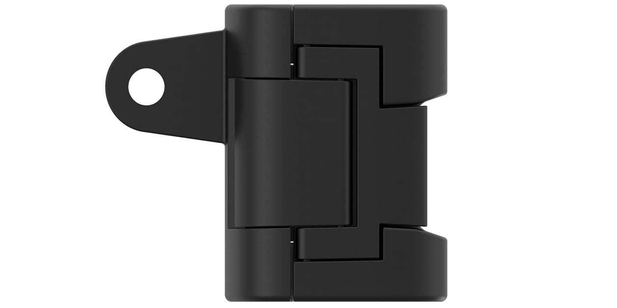 Держатель аксессуаров DJI Osmo Pocket Accessory Mount (Part 3) вид сбоку