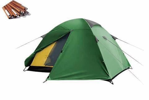 Палатка JET 3 AL (цвет green)