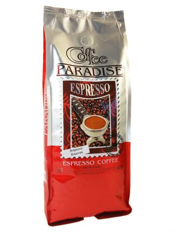 Кофе молотый Paradise Эспрессо Классик, 1 кг