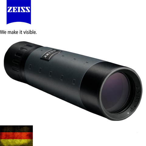 МОНОКУЛЯР CARL ZEISS 10x25 T* CONQUEST