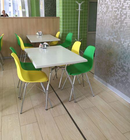 мебель для кафе и столовых