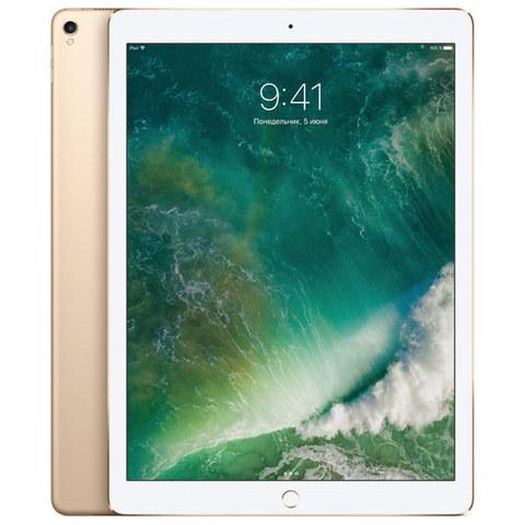 iPad Pro 12.9 256Gb Wi-Fi Gold