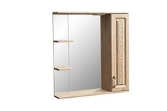 Зеркало-шкаф Stella Polar Кармела 75/С, карпатская ель