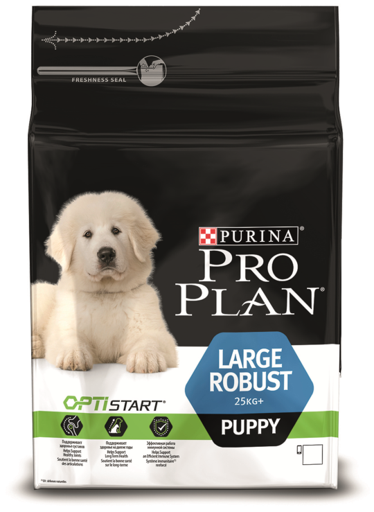 PRO PLAN Large Puppy Robust 12 кг