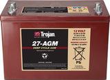 Тяговый аккумулятор Trojan 27-AGM ( 12V 89Ah / 12В 89Ач ) - фотография