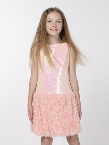 Нарядное платье для девочки  (арт.29015)