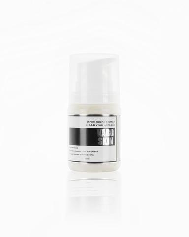 Увлажняющий крем после бритья с эффектом anti-age VargSkin 50 мл