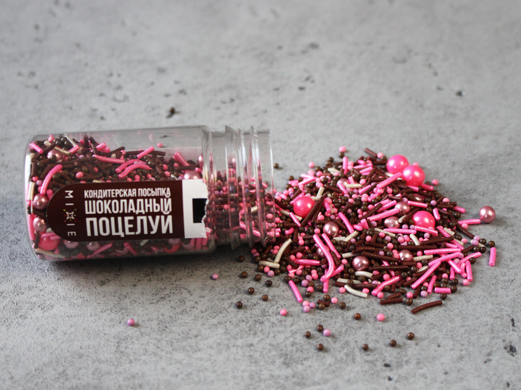 Посыпка «Шоколадный поцелуй», 50 гр