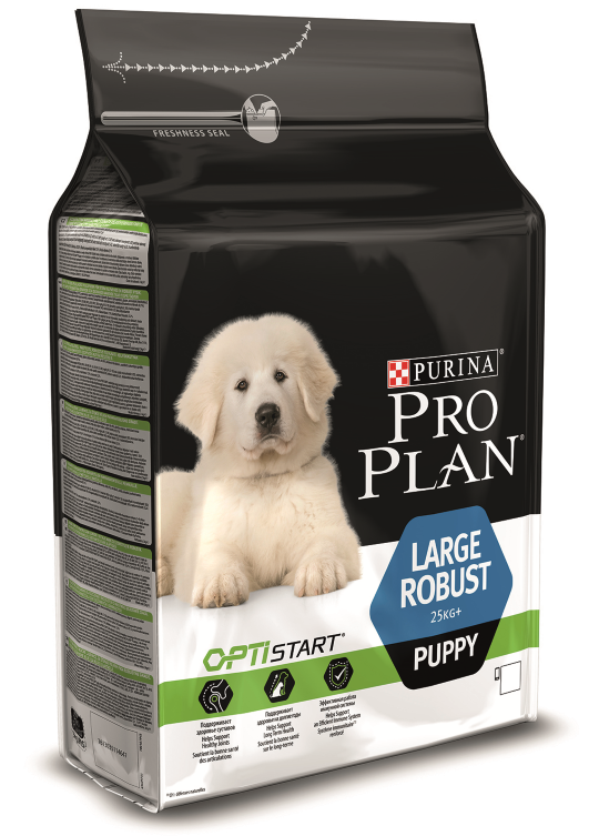 PRO PLAN Large Puppy Robust 12 кг_2