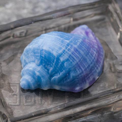 Мыло Ракушка/Рапан. Пластиковая форма