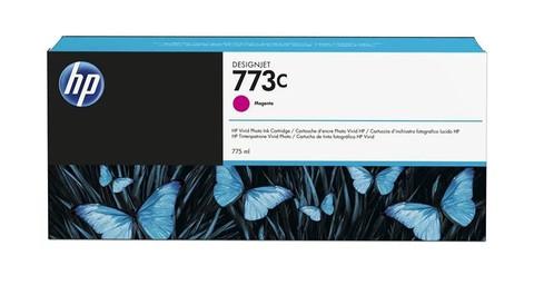 Картридж струйный HP C1Q39A (№773C) пурпурный