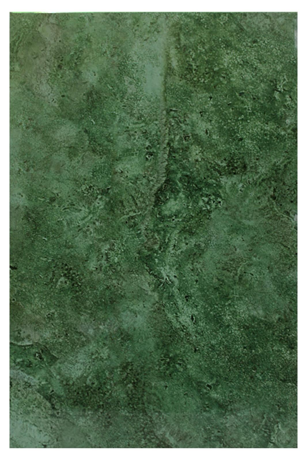 Керамическая плитка Лувр малахит 27х40