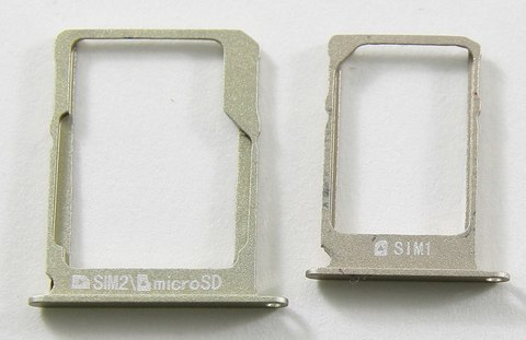 Контейнер SIM+MicroSD для Samsung A300F/A500F/A700FD