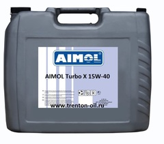 AIMOL Turbo X 15w-40