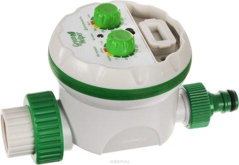 Таймер полива воды Green Helper GA-319N шаровый