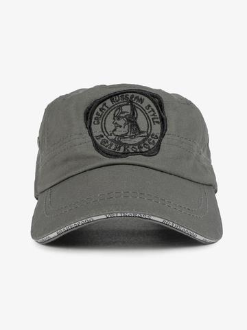 """Dark grey cap Murom """"Perfect storm"""""""