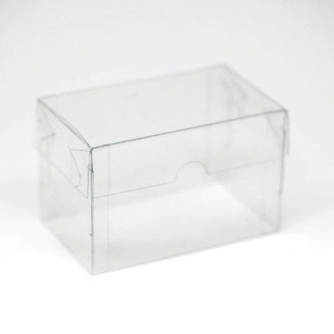 Коробка пластиковая для мыла высокая