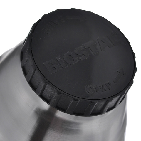 Термос Biostal (1 литр), стальной