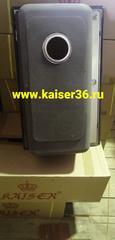 Кухонная мойка врезная из нержавеющей стали Kaiser KSM-7848 780x480x220 4