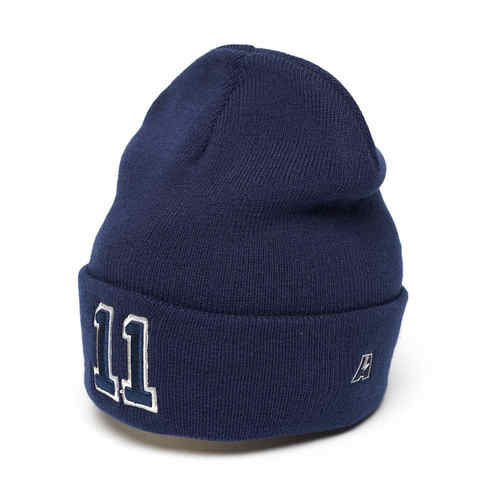 Шапка №11 синяя