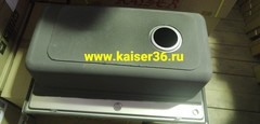 Кухонная мойка врезная из нержавеющей стали Kaiser KSM-7848 780x480x220 5