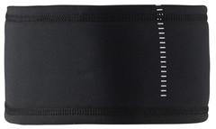 Повязка Craft Livigno Printed Headband Black