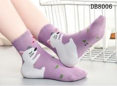Носки для девочек (10 пар) арт. DВ8006(р. 4-6 )