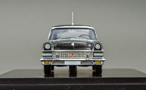 ZIL-111A limousine N.S.Hrushchev GON series DIP 1:43