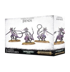 Daemons of Slaanesh: Fiends / Изверги Слаанеш