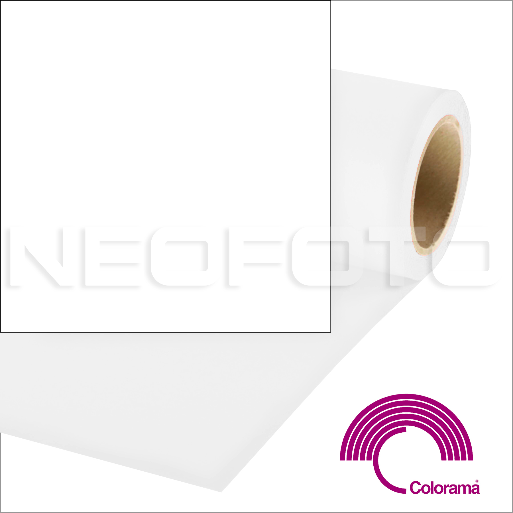 Colorama CO165 Arctic White 2.72х11 м