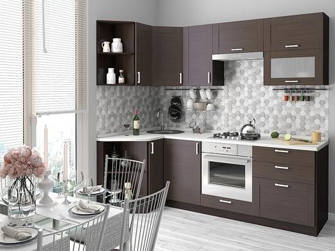 Кухня Лофт-2 wenge veralinga