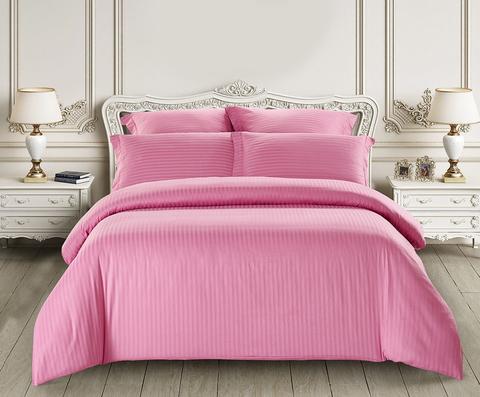 Семейное постельное белье страйп-сатин CST05-06