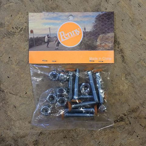 Винты PENNY DECK BOLTS (SS15) ORANGE