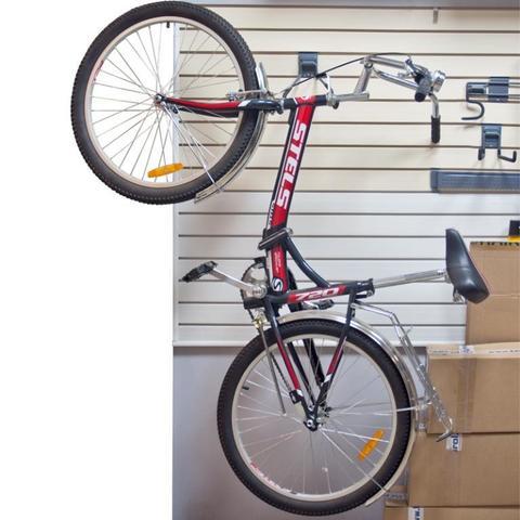 Крюк для велосипеда (крепление за рейлинг) GH12