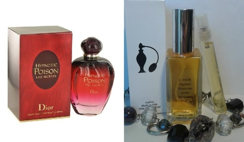 Духи женские Hypnotic Poison Eau Secrete